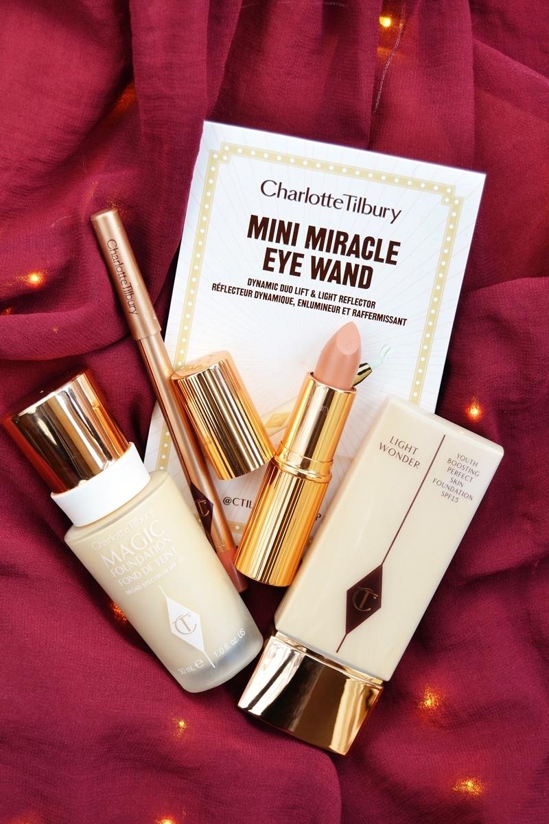 Charlotte Tilbury Makeup Reviews