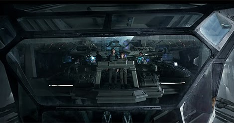 The Latest 'PROMETHEUS' Featurette Showcases the Exterior ...