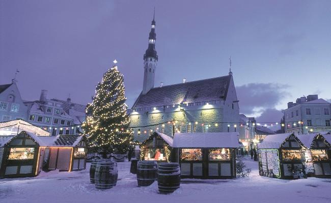 Salju Estonia