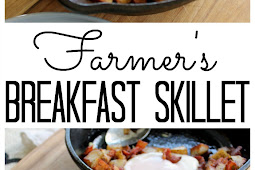Recipe - Farmer's Breakfast Skillet Recipe