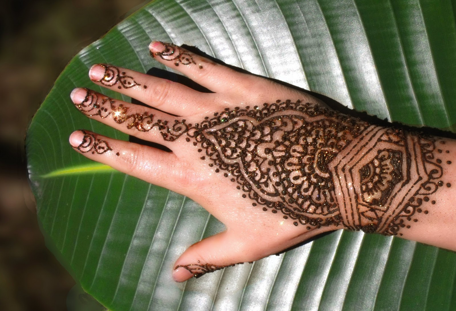 Indian Henna Tattoos Full Body: Henna Tattoo For Hands