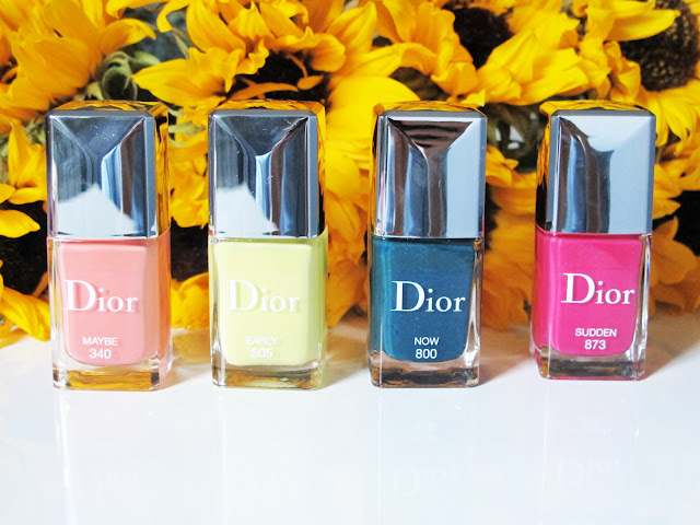 Dior Vernis Colour Gradation