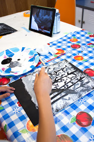 Everything you need to know to host a Bob Ross Painting Party for Kids or Adults on a budget- a great how to tutorial!