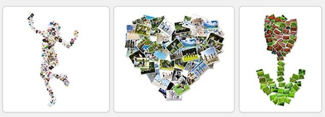 Sample Hasil Foto Kolase Menggunakan Loupe Collage
