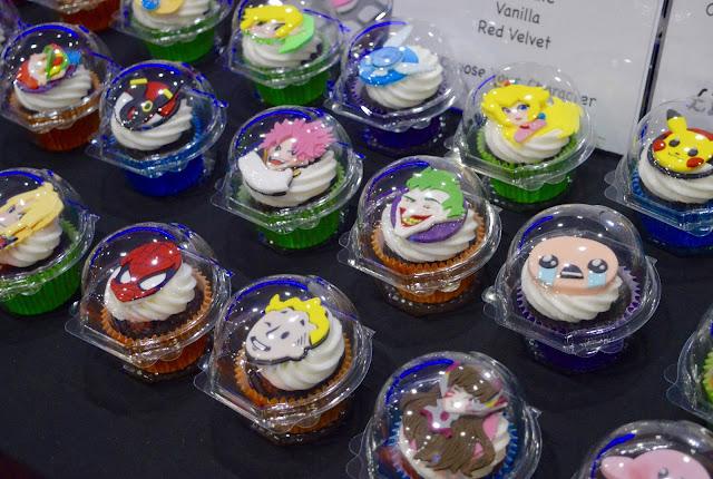 Cupcakes Comic Con
