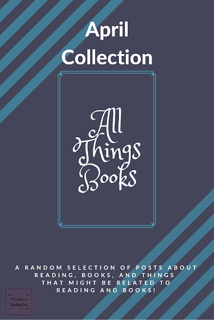 All Things Books: April Collection
