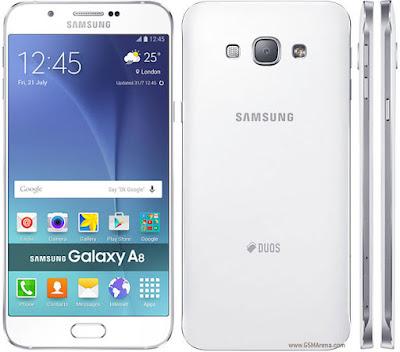 Samsung Galaxy A8 DUOS - Harga dan Spesifikasi lengkap Terbaru