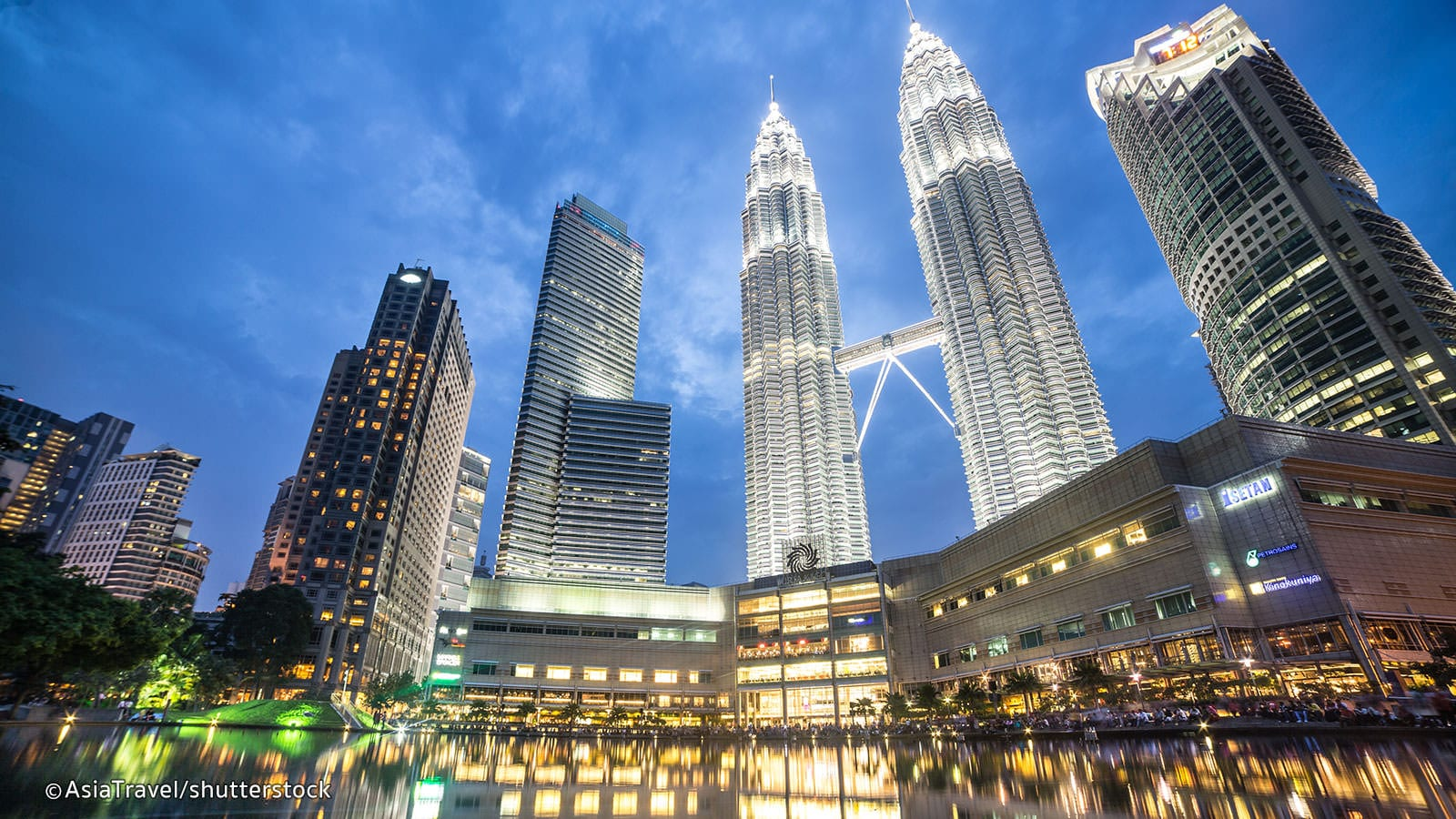 Cerita 'Seram' dan Mendebarkan Di Sebalik Pembinaan KLCC, Kuala Lumpur