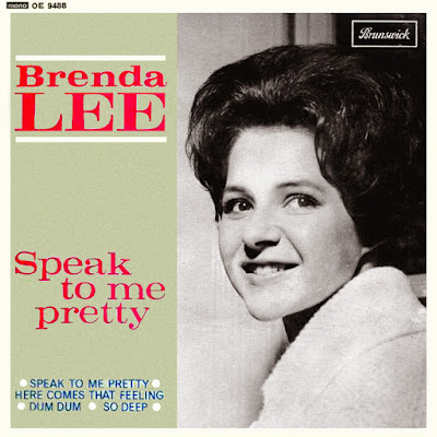 Brenda Lee ‎– Speak To Me Pretty EP (1962)