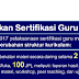KETENTUAN STRUKTUR KURIKULUM BARU PADA PLPG 2017, 2 BULAN BELAJAR ONLINE