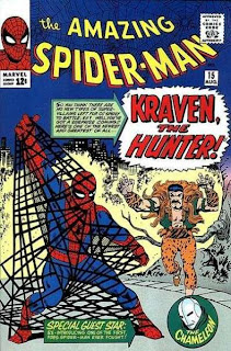 Amazing Spider-Man #15 - 1st apperaance of Kraven The Hunter