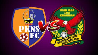 Live Streaming PKNS FC vs Kedah Piala FA Malaysia 30.4.2019