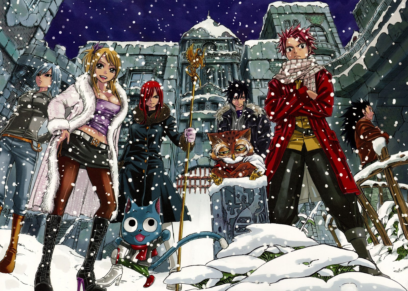 70 Anime Fairy Tail Wallpapers Hd 2020 Www Movierulz In 2020