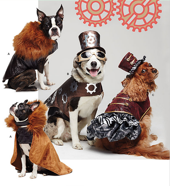 DIY Dog Halloween Costumes | Do it yourself ideas and projects