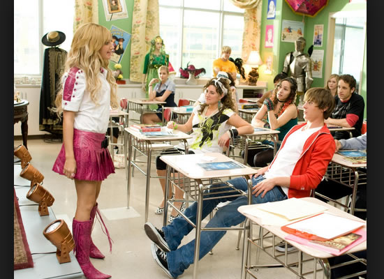 Imagenes De High School Musical  salon