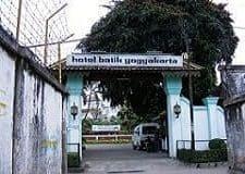 Hotel Batik Yogyakarta di alun alun
