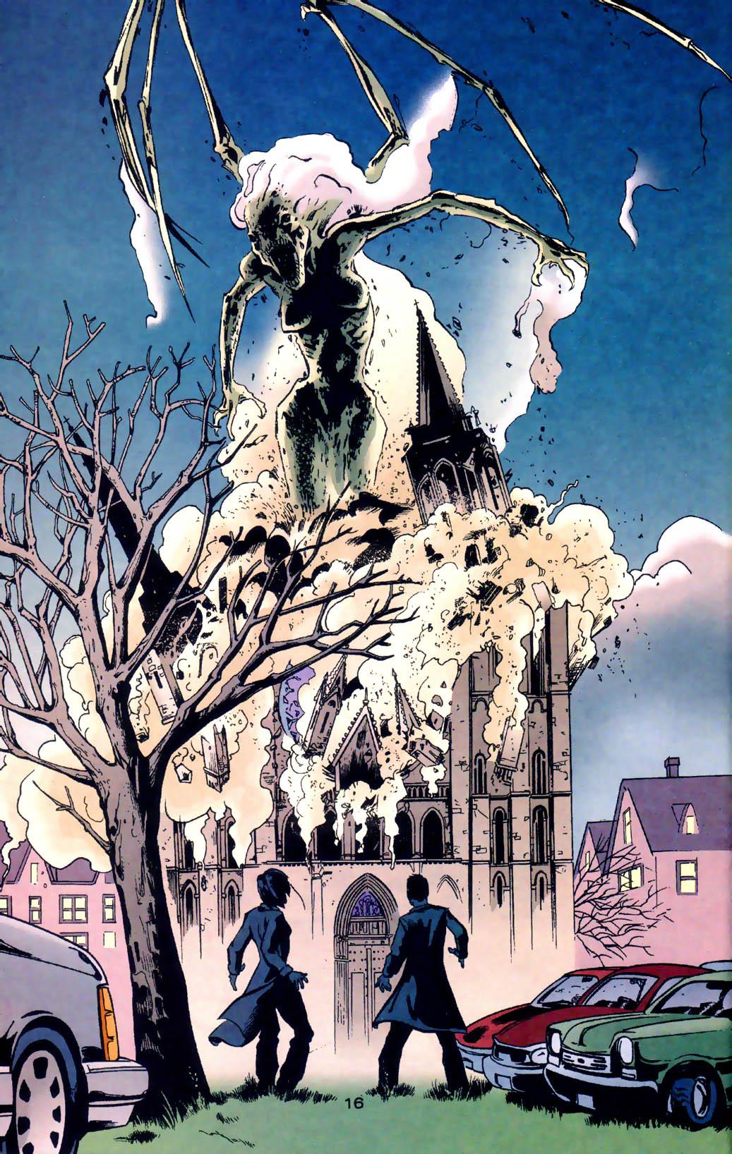 Read online Midnight, Mass comic -  Issue #5 - 17