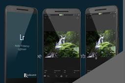 Cara Menambah Preset Adobe Lightroom di Android