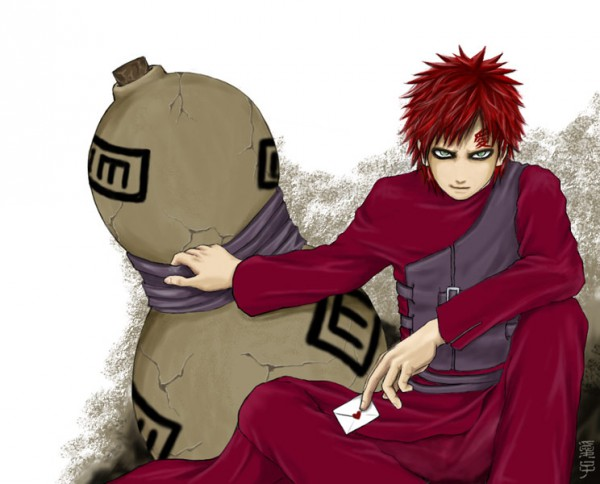 S M U T : A Gaara no Sabaku Lemon -- Fire of Suna