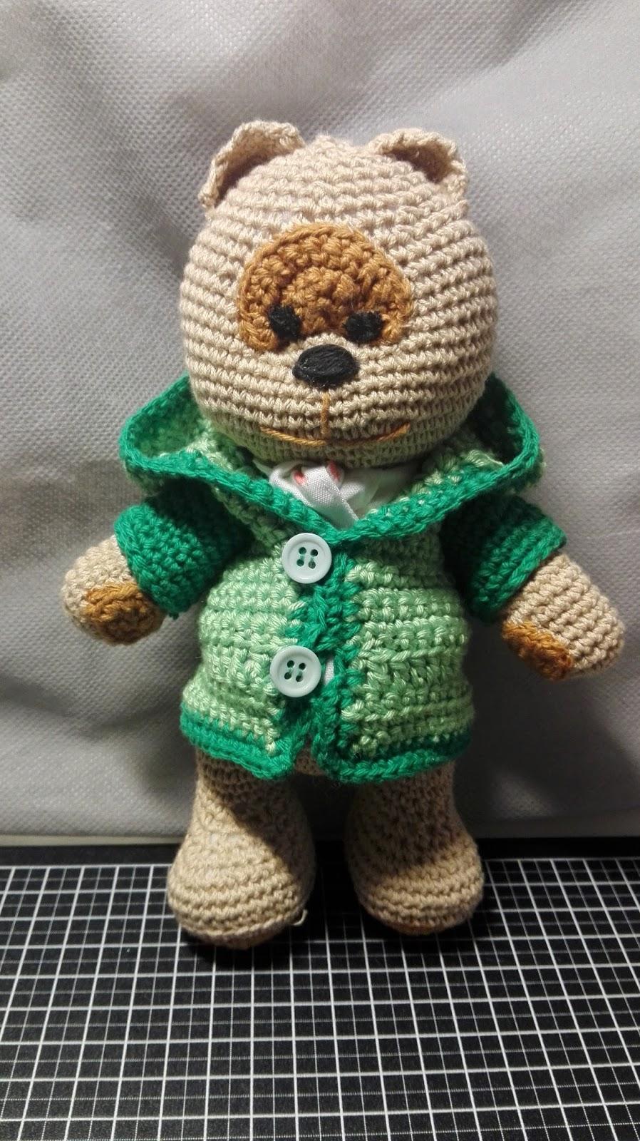 Teddy Häkeln