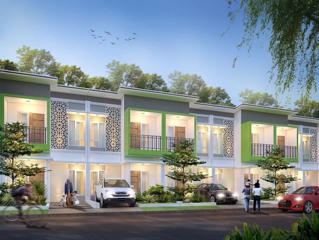 desain rumah BMA Regency