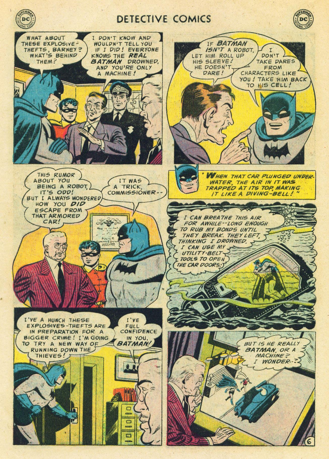 Detective Comics (1937) 224 Page 7