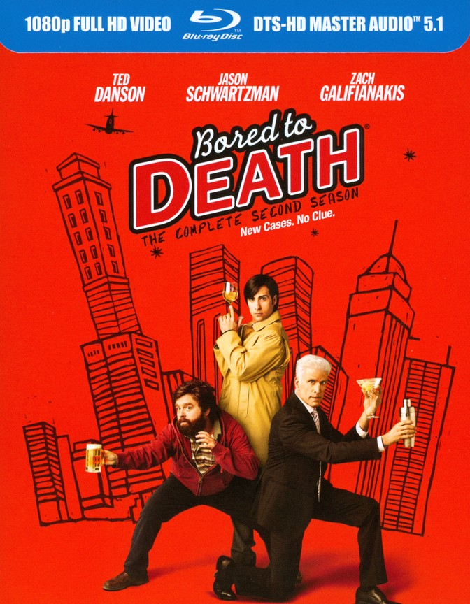 Bored to Death - Season 2 Episode 02: Make It Quick, Fitzgerald!