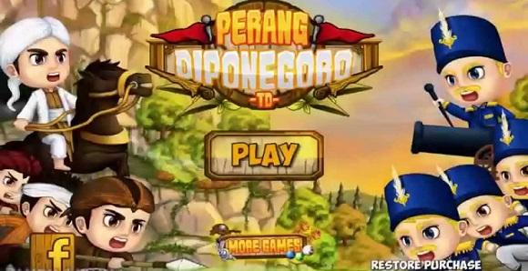 Game android terbaik Diponegoro - Tower Defense