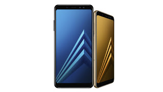 Samsung Galaxy A8 2018 and Galaxy A8 plus 2018 launched