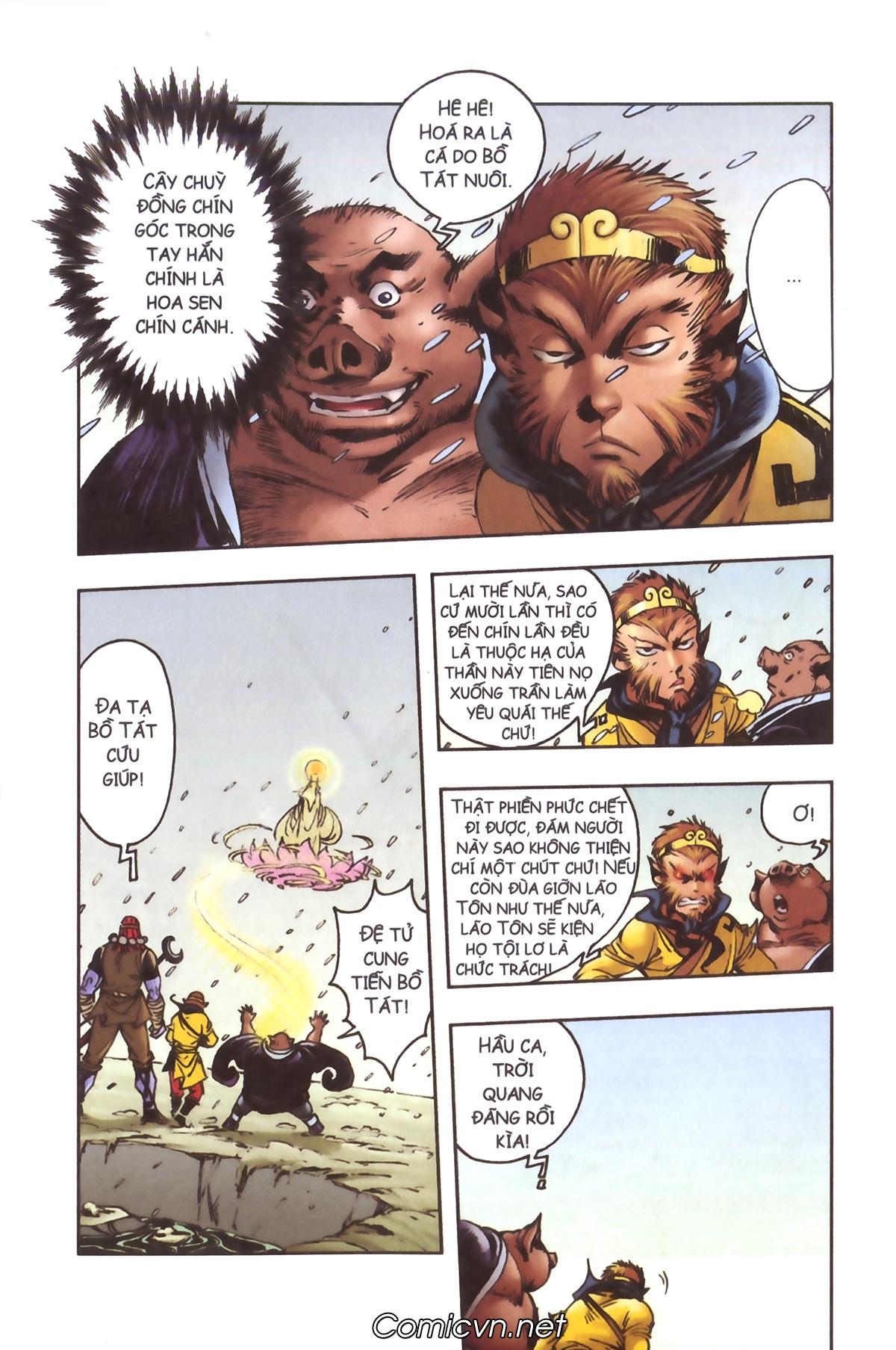 Tây Du Ký màu - Chapter 95 - Pic 24