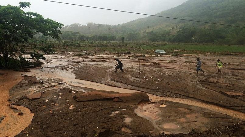Four confirmed deaths following New Caledonia rains
