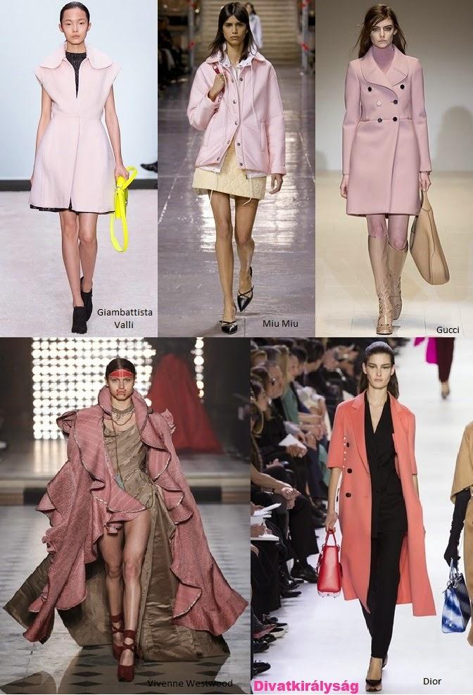 a35d17d032 Sőt, Giambattista Valli Couture kollekciójának egyik legszebb darabja egy  színátmentes, a rózsaszín tucatnyi árnyalatát felvonultató nagyestélyi.