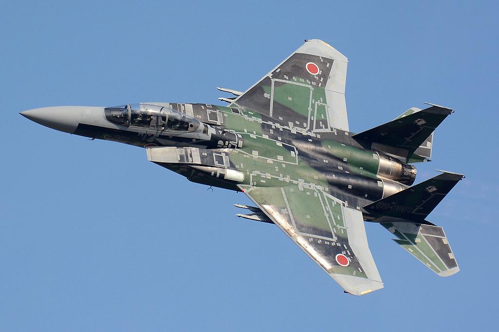 F-15 Eagle JASDF Japan Air Self-Defense Force - AERONEF.NET