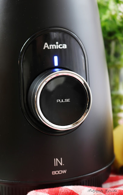jak sprawuje się blender Amica, test sprzętu, recenzja blendera, Amica, daylicooking
