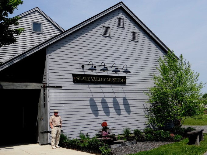 a visit to the slate valley museum in granville new york