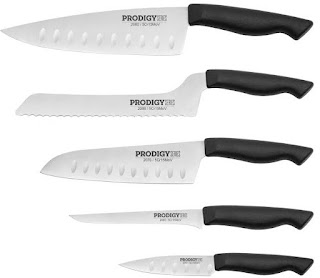 Kitchen Essentials Giveaway knives