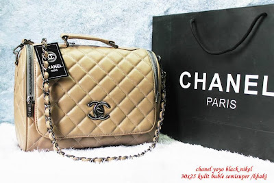 Model Tas Chanel Original Branded Terbaru