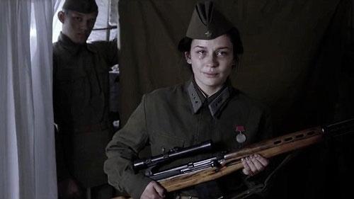 sniper wanita terbaik