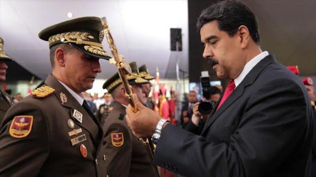 """Abogado colombiano llama a matar a Maduro como un """"acto patriota"""""""