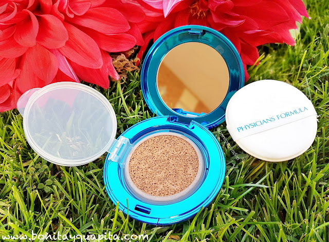 mineral wear cushion physicians formula