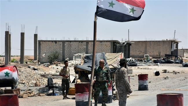 Syrian troops advance on Dayr al-Zawr after retaking city in Homs