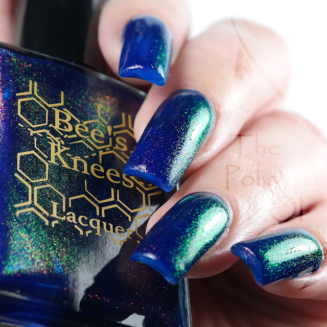 Bee's Knees Lacquer - We Burn