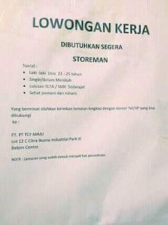 PT. TCF Maju Indonesia