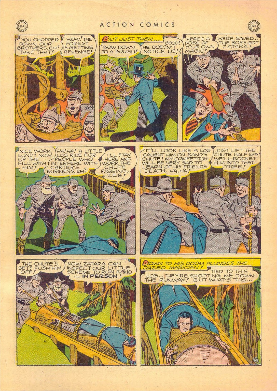 Read online Action Comics (1938) comic -  Issue #80 - 46