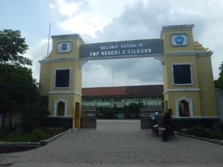 Daftar SMP, MTs di Kecamatan Pulomerak, Gerogol dan Cilegon