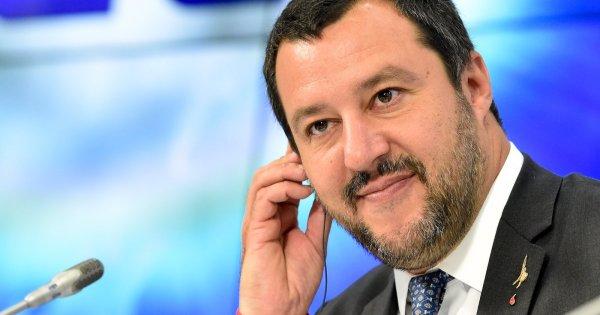 Σαλβίνι: «Ρωτήστε τους Έλληνες να σας πουν πόσο τους άρεσε το ευρωπαϊκό όνειρο»