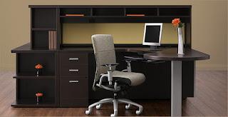 Zira Desking by Global Total Office