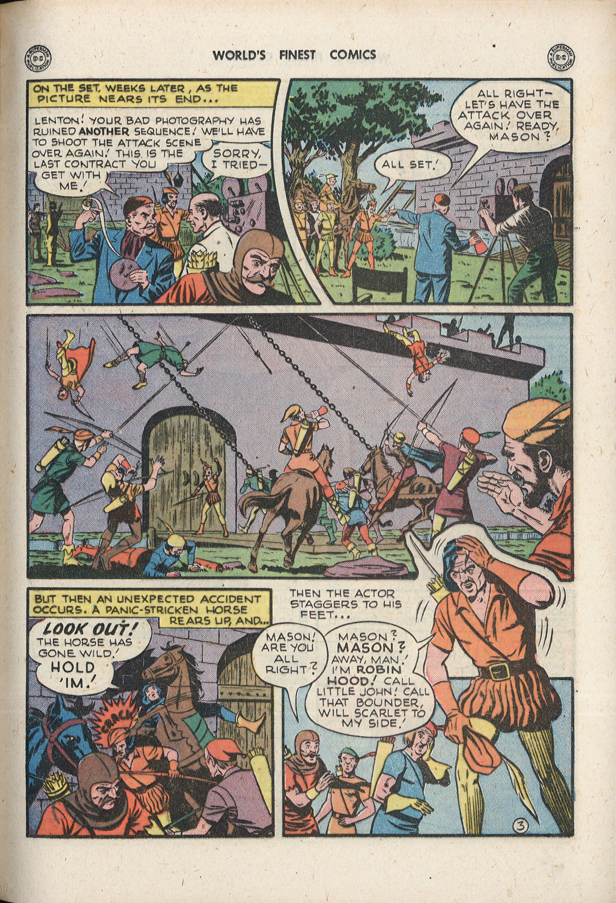 Read online World's Finest Comics comic -  Issue #33 - 19