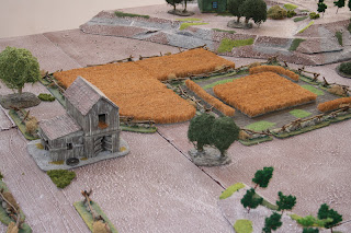Wargame Holidays American Civil War Cornfields Using Doormats
