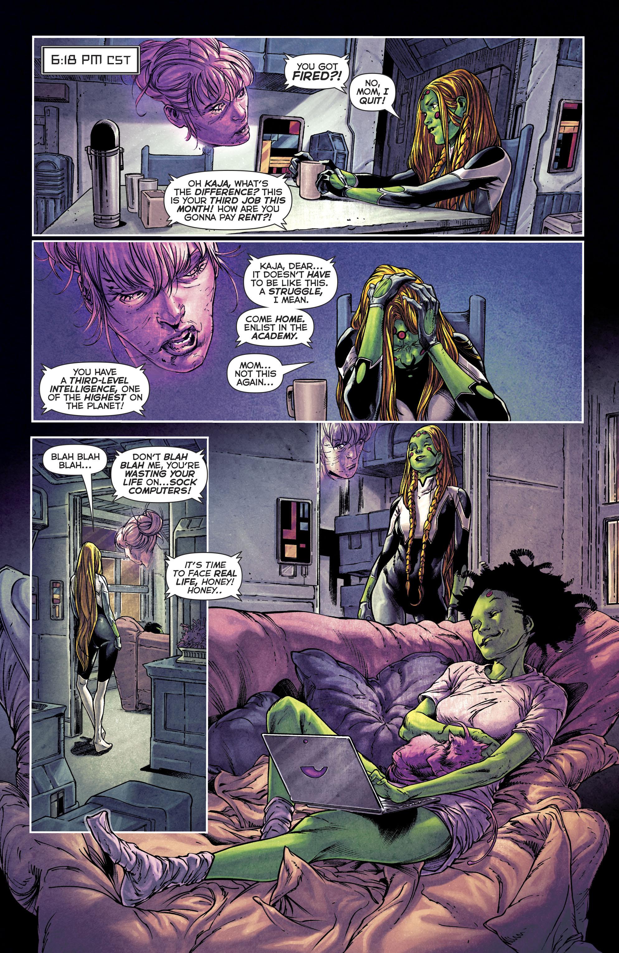 Read online Green Lanterns comic -  Issue #25 - 20